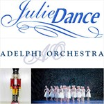 JULIEDANCE's   The Nutcracker:  DONETSK BALLET, ADELPHI ORCHESTRA  AND BALLET STUDENTS OF MISS PATTI'S SCHOOL OF DANCE